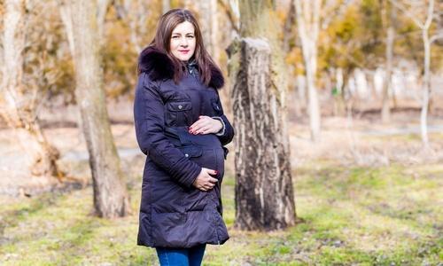 Tehotenské bundy a kabáty