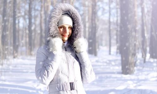 Dámske zimné bundy