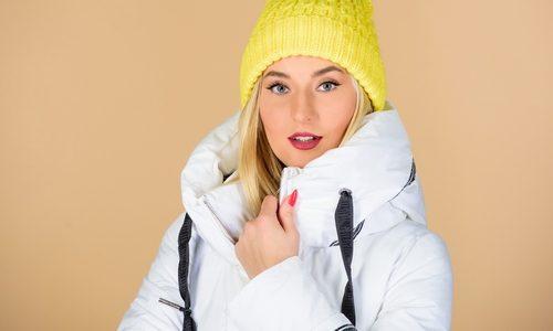Dámske športové zimné bundy