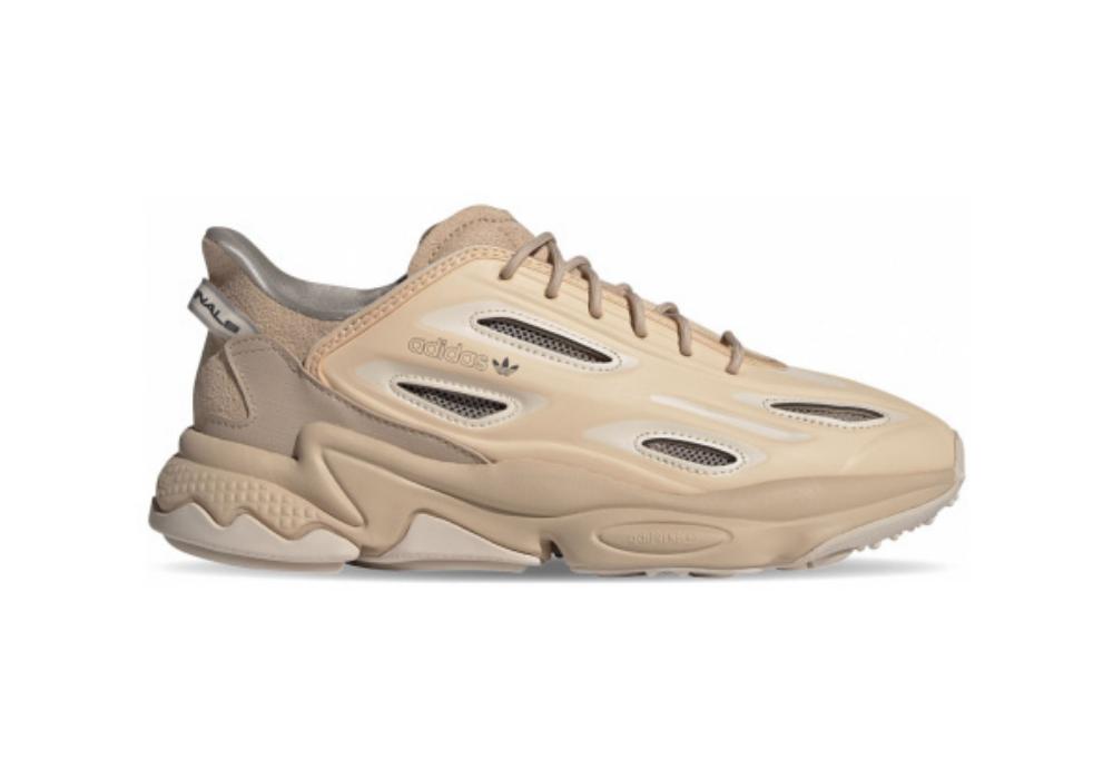 Adidas tenisky Ozweego Celox W 3.5 hnedé GZ7280-3.5