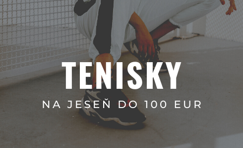 Vyberáme najlepšie tenisky na jeseň s cenou do 100 EUR
