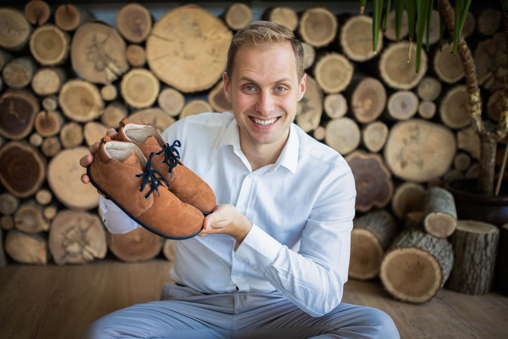 Be Lenka je Slovenský výrobca prémiovej barefoot obuvi