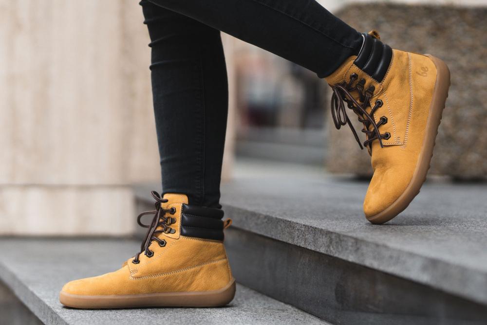 Barefoot topánky značky Be Lenka