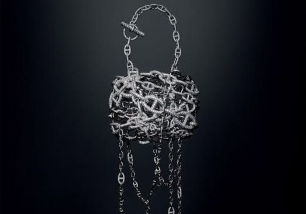 Kabelka Hermès Chaine'd Ancre