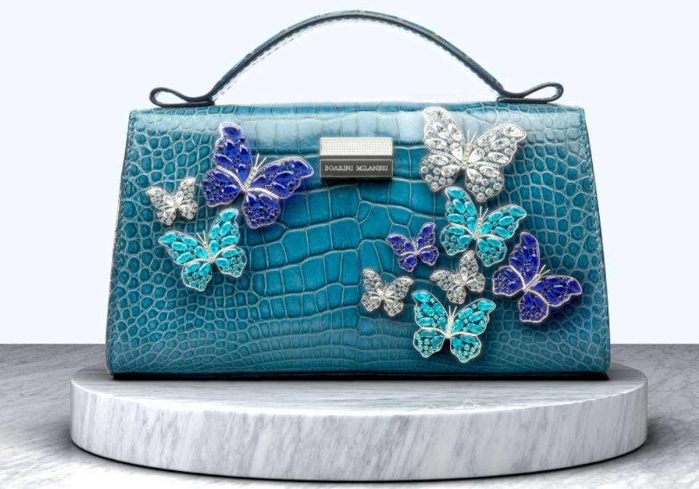 Najdrahšia kabelka na svete: Boarini Milanesi's Parva Mea