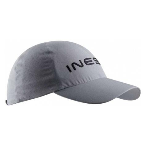 INESIS šiltovka Ultralight Sivá