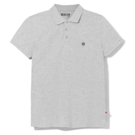 Big Star Man's Shortsleeve Polo T-shirt 152508 -901