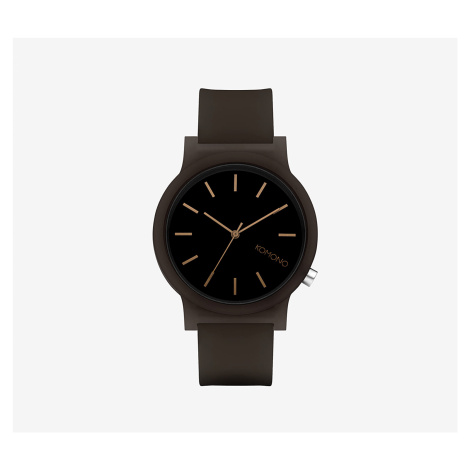 KOMONO Mono Watch Black