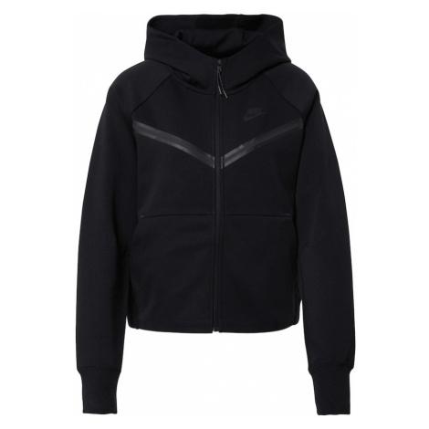 Nike Sportswear Outdoorová bunda  čierna