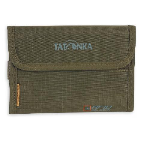 Tatonka Money Box RFID B Olive