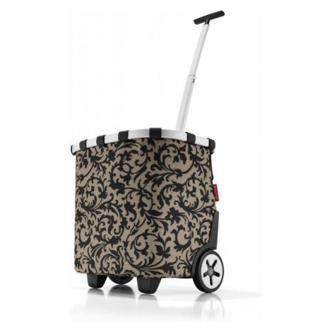 Nákupná taška na kolieskach Reisenthel Carrycruiser Baroque Taupe