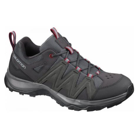 Salomon MILLSTREAM 2 šedá - Pánska outdoorová obuv