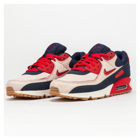 Nike Air Max 90 Premium sail / university red