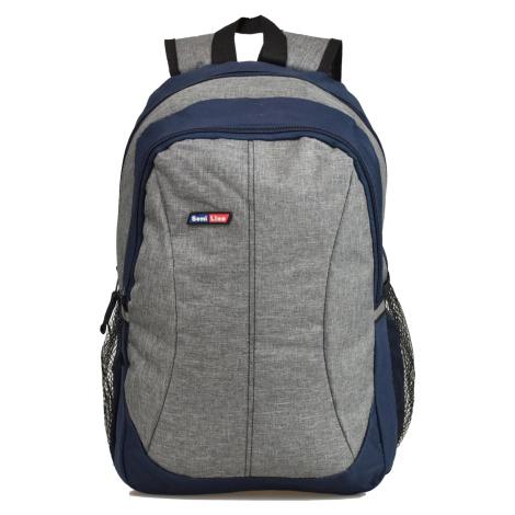 Semiline Unisex's Backpack J4499-1