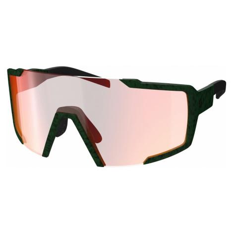 Športové okuliare SCOTT Shield S1 Green Zelená
