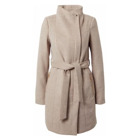 VERO MODA Prechodný kabát  svetlobéžová