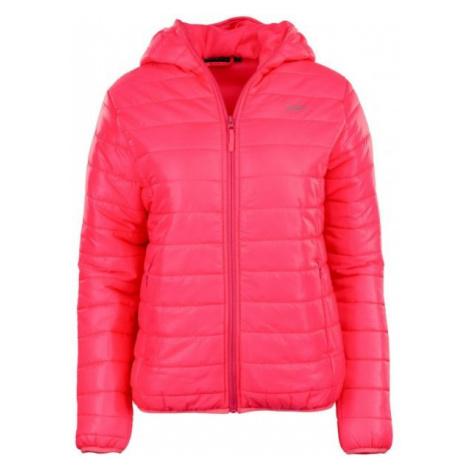 ALPINE PRO FRANA ružová - Dámska zimná bunda