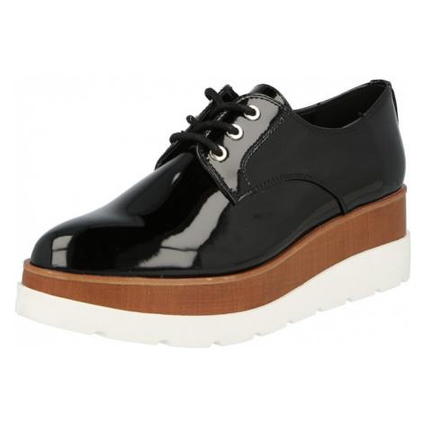 ALDO Šnurovacie topánky 'SEVAEDIA'  čierna