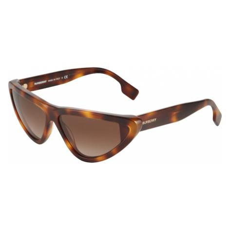 BURBERRY Slnečné okuliare  béžová