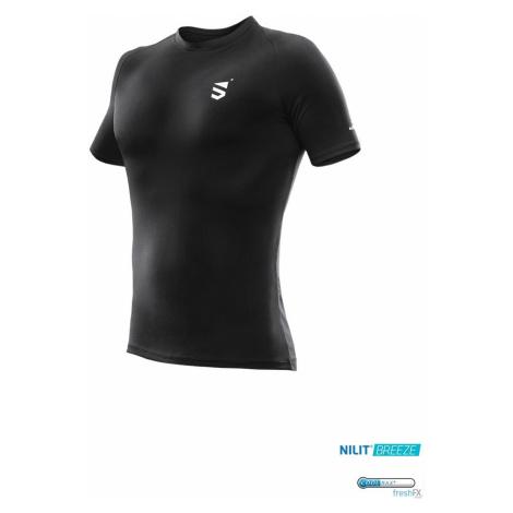 Funkční tričko Christoph Scutum Wear® – Čierna