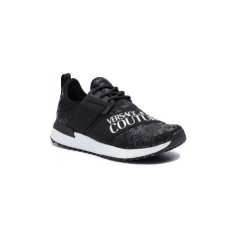 Versace Jeans Couture Sneakersy E0VUBSG5 Čierna