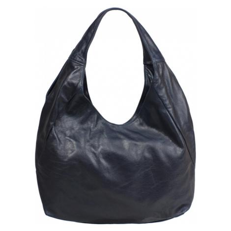 Talianská kožená kabelka Tita Blu