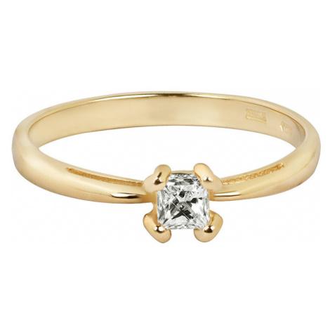 Brilio Nežný zásnubný prsteň 001 55 mm