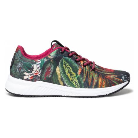 Desigual farebné tenisky Shoes Runner Aop Palm