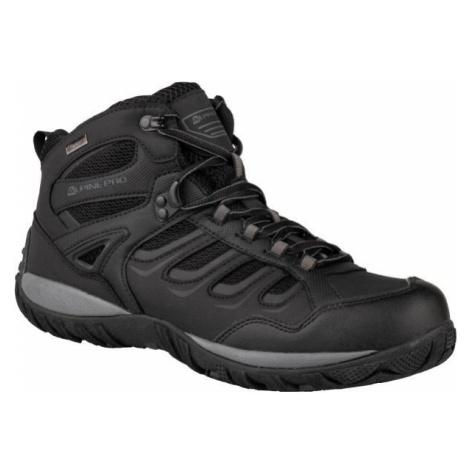 ALPINE PRO KOLAS čierna - Pánska outdoorová obuv