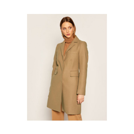 Liu Jo Prechodný kabát WF0422 T4612 Hnedá Regular Fit