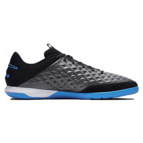 Nike TIEMPO LEGEND 8 ACADEMY IC tmavo šedá - Pánska halovky