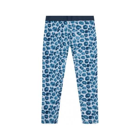Primigi Legíny Glam Winter 44122545 Modrá Slim Fit