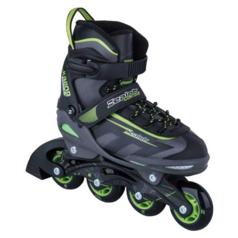 Zealot CONTOUR - Chlapčenské kolieskové korčule