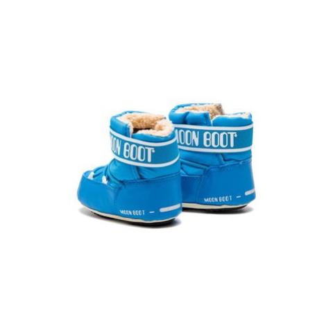 Moon Boot Snehule Crib 2 34010200001 Modrá
