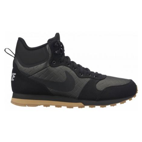 Nike MD RUNNER 2 MID PREMIUM čierna - Pánske štýlové topánky