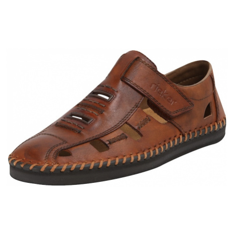 RIEKER Papuče  hnedá