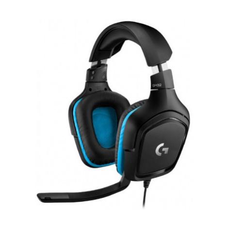 Headset Logitech G432 Gaming Leatheratte