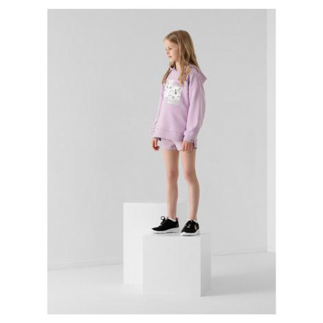 Dievčenské teplákové šortky