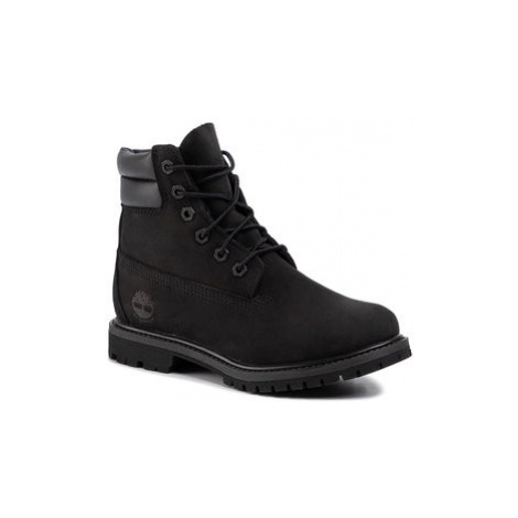 Timberland Outdoorová obuv Waterville 6 In Waterproof Boot TB0A15QY0011 Čierna