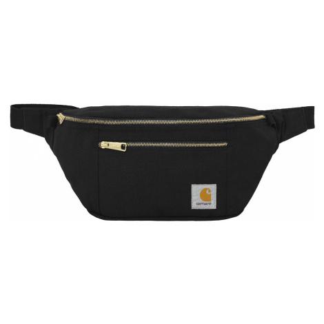 Carhartt WIP Canvas Hip Bag Black-One-size čierne I028728_89_90-One-size