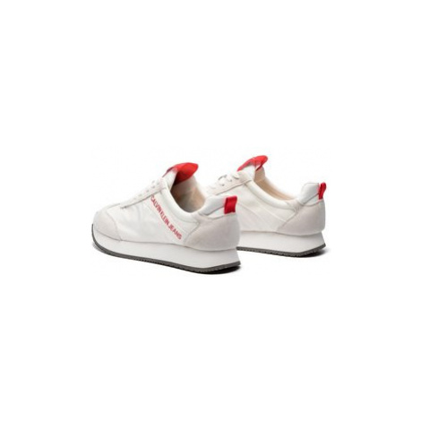 Calvin Klein Jeans Sneakersy Jerrold S0581 Biela
