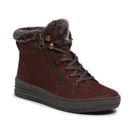 Šnurovacia obuv GO SOFT WI16-FOOTER-01