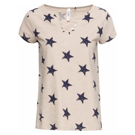 Tričko s hviezdami bonprix