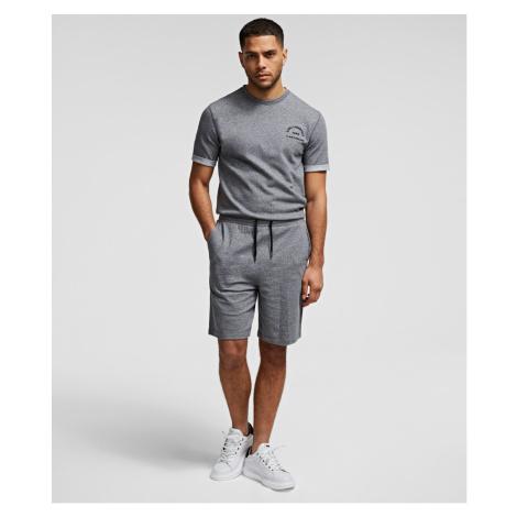 Teplákové Šortky Karl Lagerfeld Lounge Terry Logo Shorts