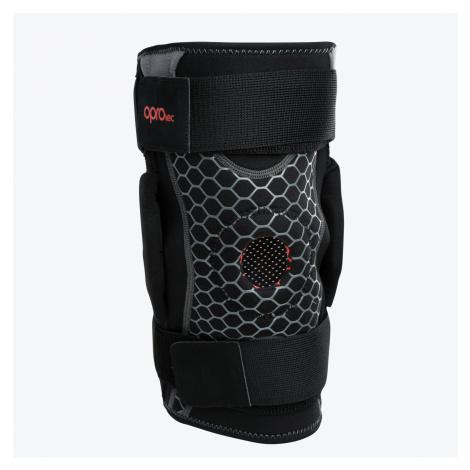 Ortéza na koleno s postrannými kovovými lamelami OPROtec