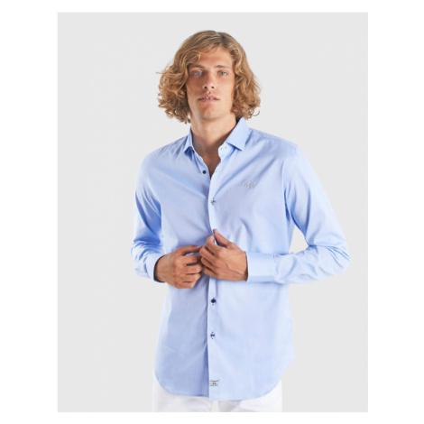 Košeľa La Martina Man Oxford Shirt L/S