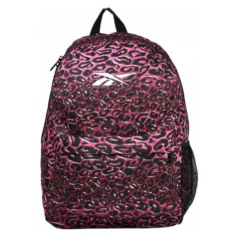 Reebok Sport Športový batoh  ružová / tmavočervená / čierna / biela