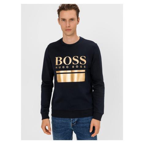 Salbo 1 Mikina BOSS Zlatá Hugo Boss