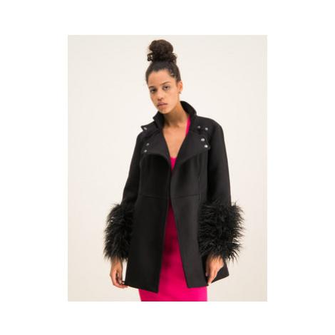 Armani Exchange Prechodný kabát 6GYK64 YNSBZ 1200 Čierna Regular Fit