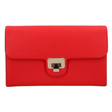 Dámska listová kabelka Michelle Moon Gloria - červená